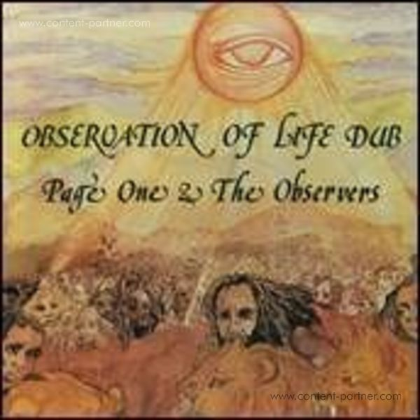 Page One & Observers - Observation Of Life Dub (180 Gram) (Back)