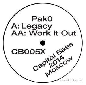 Pak0 - Legacy Ep