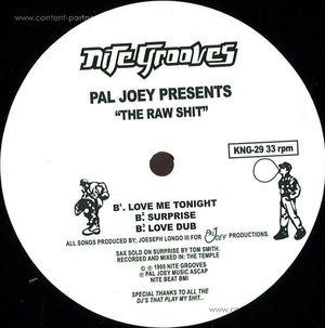 Pal Joey - The Raw Shit