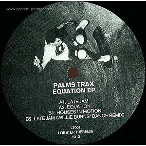 Palms Trax - Equation Ep (Repress!)