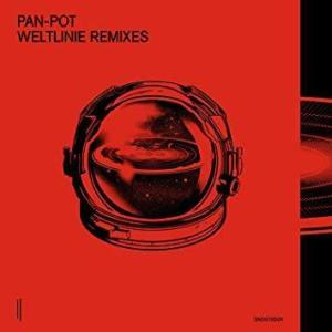 Pan-Pot - Weltlinie Remixes EP (2x12'')