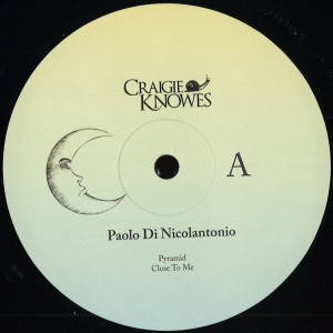 Paolo Di Nicolantonio - Close To Me EP