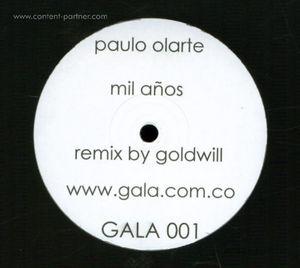 Paolo Olarte - Mil Anos (Goldwill rmx)