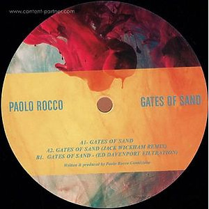 Paolo Rocco - Gates Of Sand