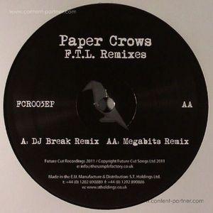Paper Crows - Follow The Leader E.P.