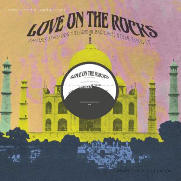 Paramida Presents - Tehran Bomb (Edits) -  Vinyl Only