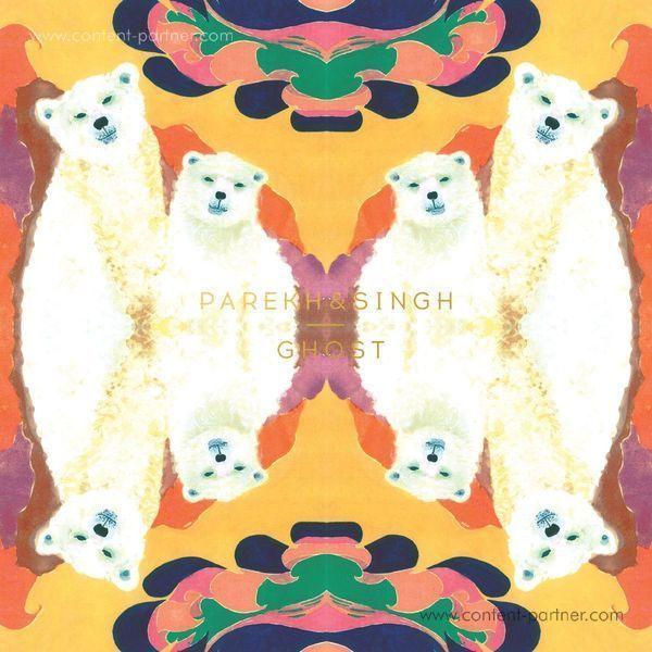 Parekh & Singh - Ghost / Hill / Secrets (Ltd. 7
