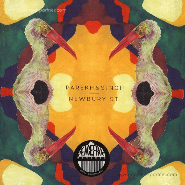 Parekh & Singh - I Love You Baby... / Newbury Street (Ltd. 7