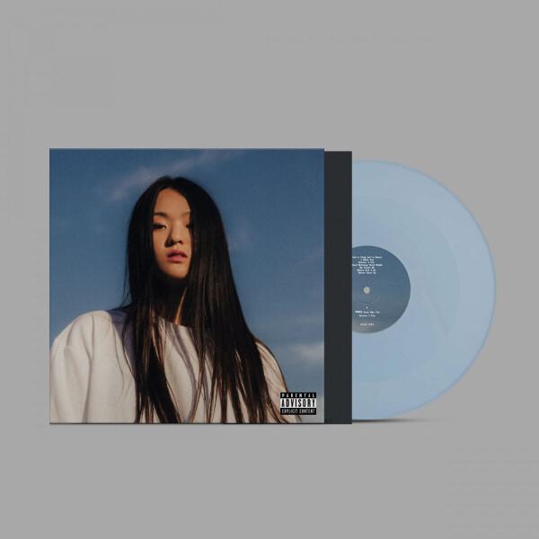 Park Hye Jin - Before I Die (Blue Vinyl LP)