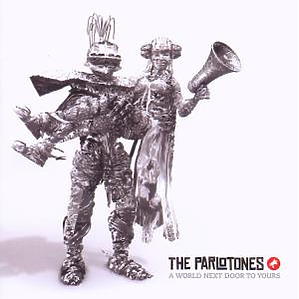 Parlotones,The - A World Next Door To Yours