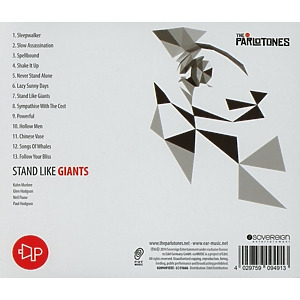 Parlotones,The - Stand Like Giants (Back)