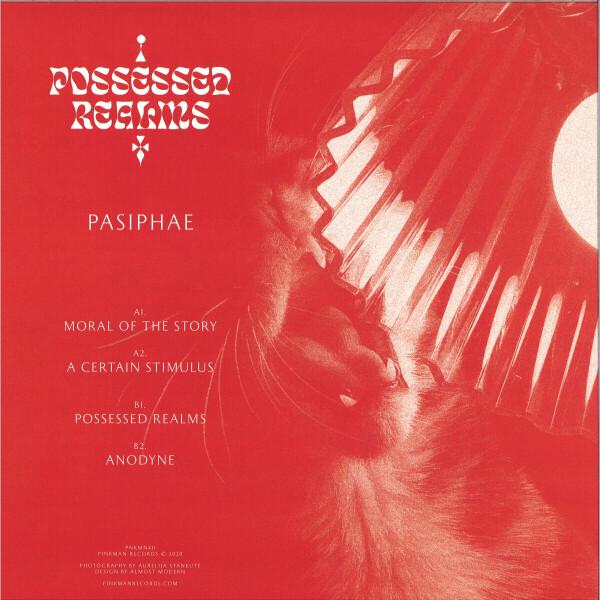 Pasiphae - Possessed Realms (Back)