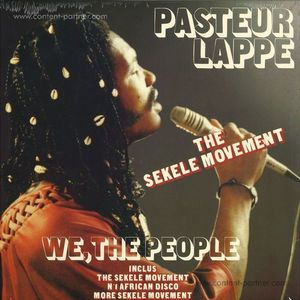 Pasteur Lappe - We, The People (LP Reissue)
