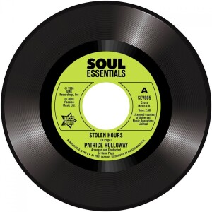 "Patrice Holloway - Stolen Hours / Love And Desire (7"")"