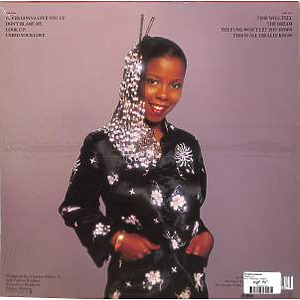 Patrice Rushen - Posh (Reissue) (Back)