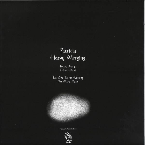 Patricia - Heavy Merging (Back)