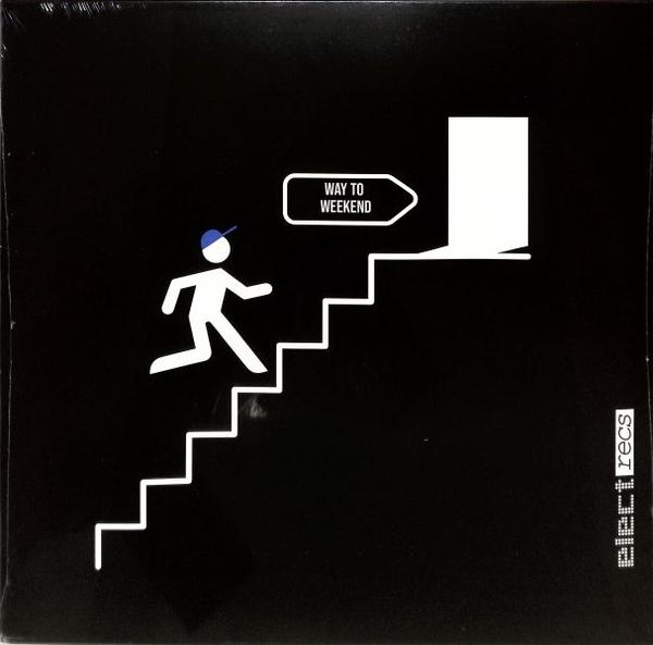 Patrick Schneider & Heinz Kauz - WAY TO WEEKEND (LP)