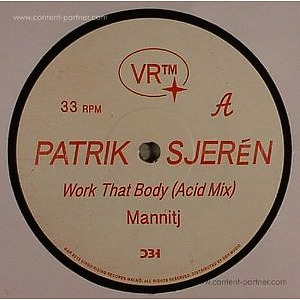 Patrik Sjeren - Workt That Body