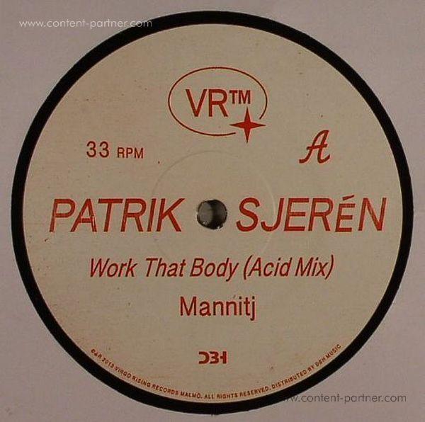Patrik Sjeren - Workt That Body