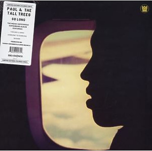 Paul & The Tall Trees - So Long (Ltd. Sky Blue Vinyl)