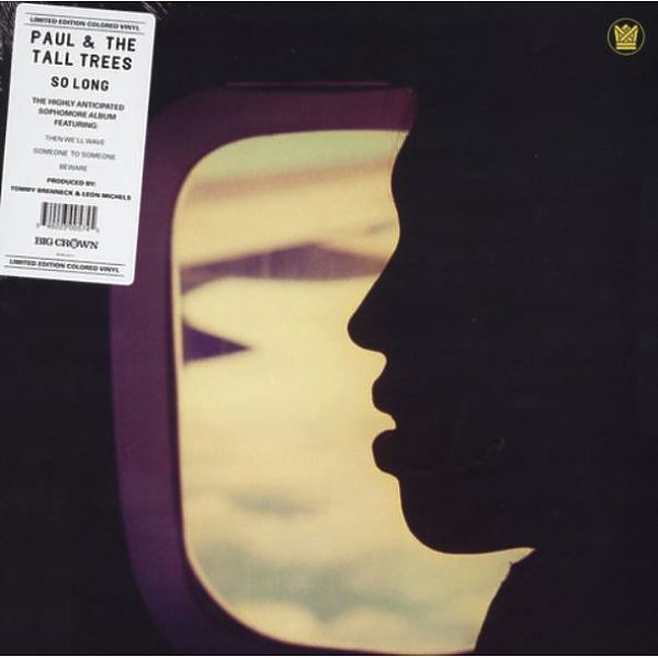 Paul & The Tall Trees - So Long (Ltd. Sky Blue Vinyl)