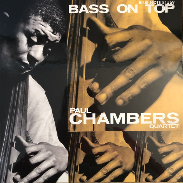 Paul Chambers - Bass on Top (Tone Poet Vinyl) (Back)