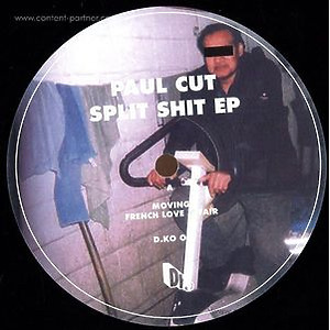 Paul Cut / Lb Aka Labat - Split Shit EP (Repress)