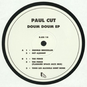 Paul Cut - Doum Doum Ep