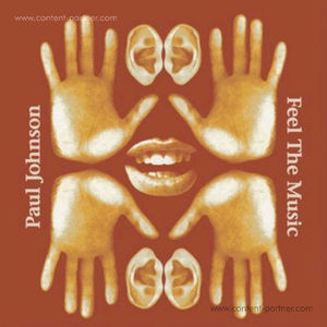 Paul Johnson - Feel The Music (Ltd. Reissue 2LP)