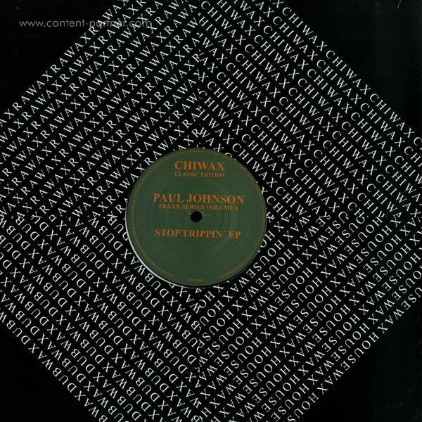 Paul Johnson - Traxx Series Volume One
