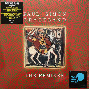 Paul Simon - Graceland - The Remixes (2LP)