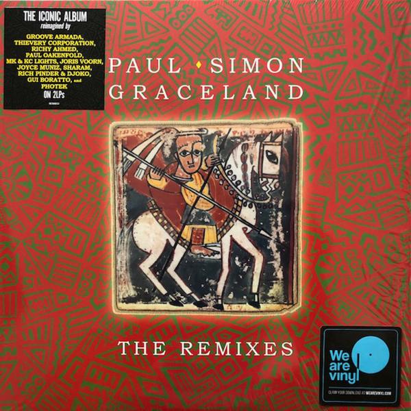 Paul Simon - Graceland - The Remixes (2LP)