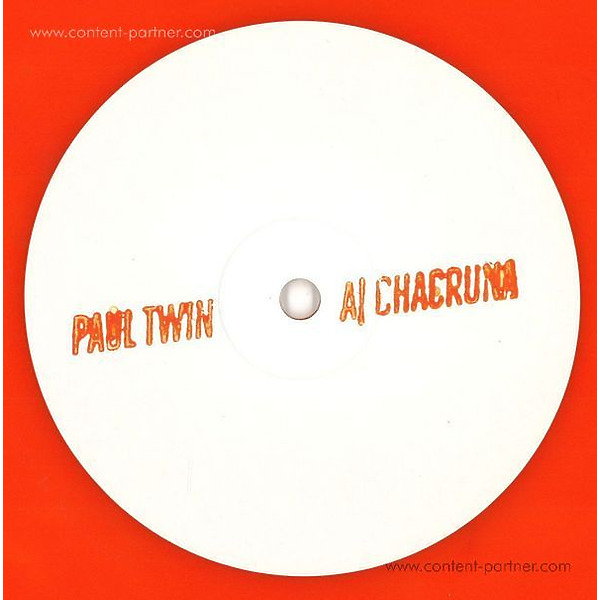 Paul Twin - Chacruna/icaro (Back)