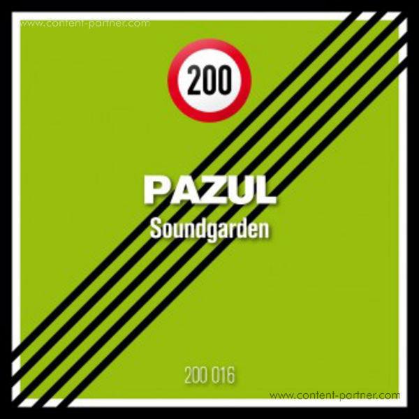 Pazul - Soundgarden (Incl. Alex Q. Remix)