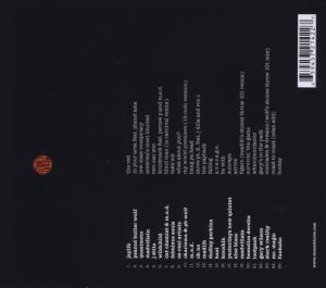 Peanut Butter Wolf - Stones Throw Ten Years (Back)