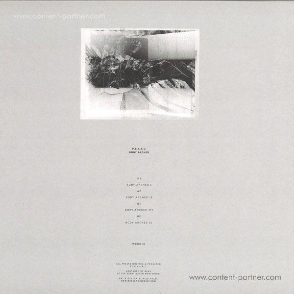 P.e.a.r.l. - Body Arched (Back)