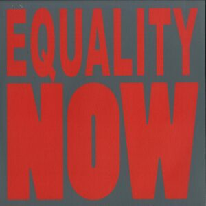 Peder Mannerfelt - Equality Now