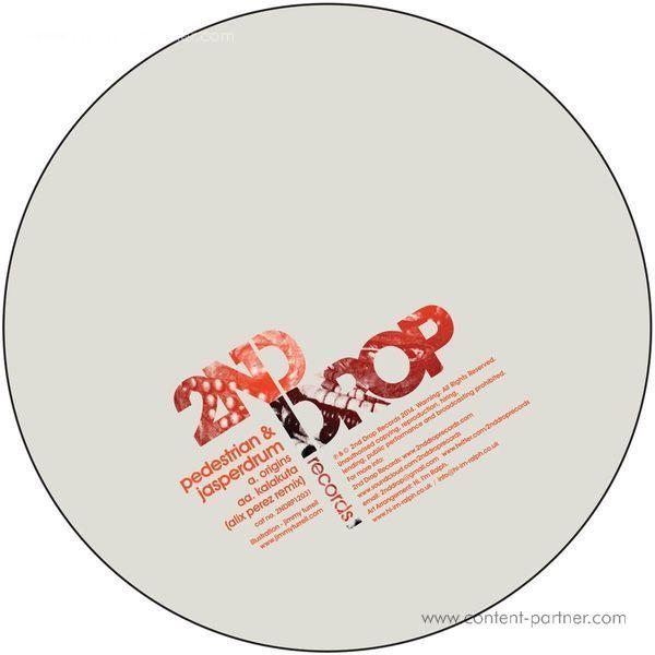 Pedestrian & Jasperdrum - Origins / Kalakuta (Alix Perez Remix) (Back)