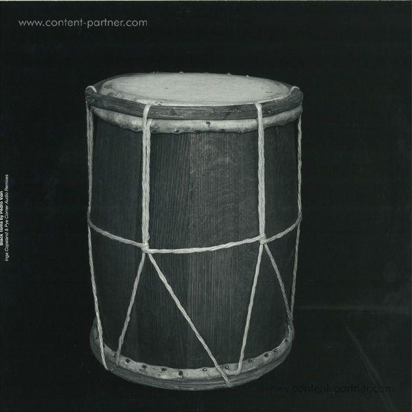 Pedro Vian - Black Toms EP