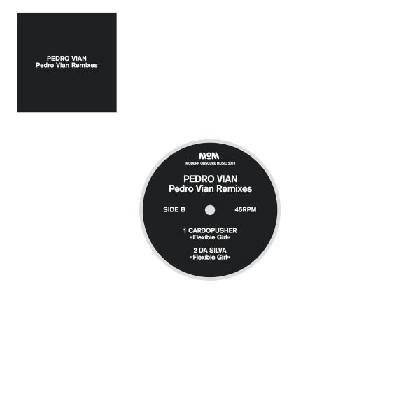 Pedro Vian - Pedro Vian Remixes (Vakula, Hieroglyphic Being, Ca
