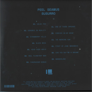 Peel Seamus - Susurro (Back)
