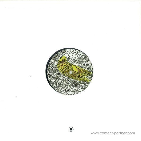 Peggy Gou - Art Of War EP (Back)