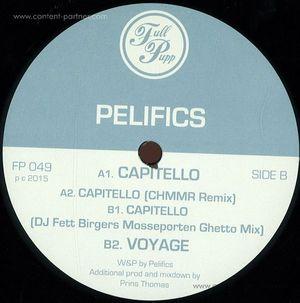 Pelifics - Capitello - DJ Fett Burgers Ghetto Mix/C