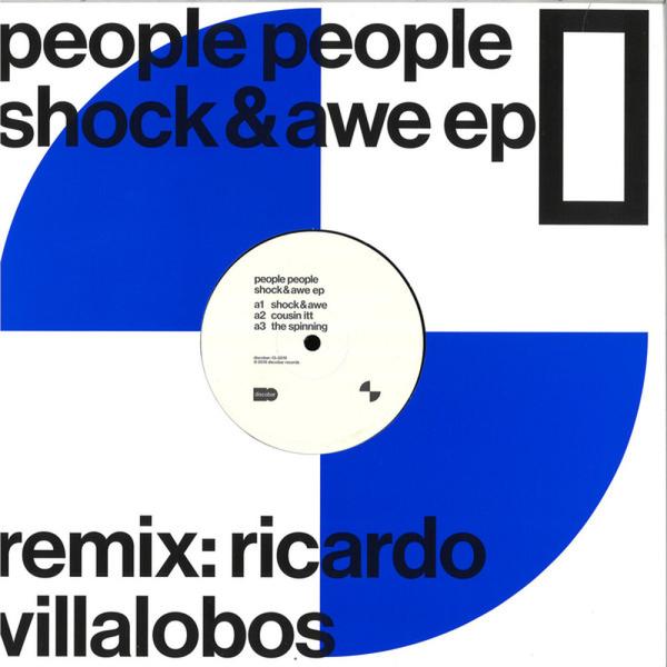 People People - Shock & Awe EP (Ricardo Villalobos Remix)