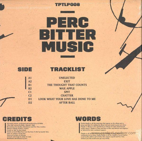 Perc - Bitter Music (2x12