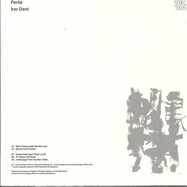 Perila - Irer Dent (Back)