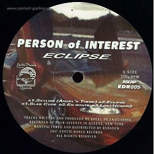 Person Of Interest - Eclipse Ep