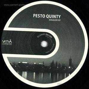 Pesto Quinty - Juggler Ep