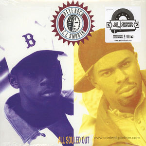 Pete Rock & CL Smooth - All Souled Out (LP)