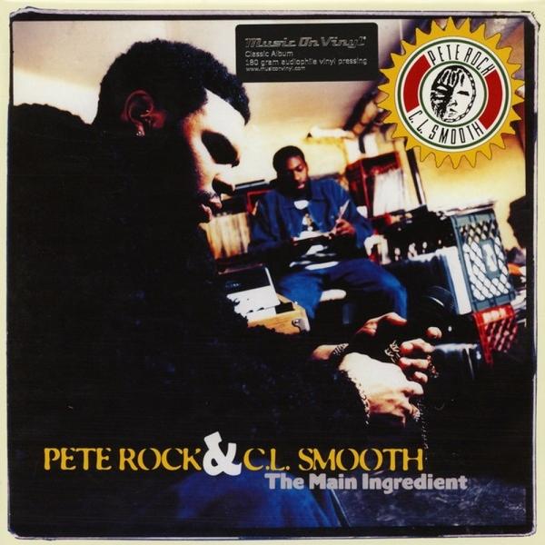 Pete Rock & C.L. Smooth - Main Ingredient (2LP, 180g)